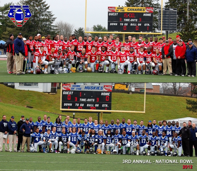 2012 3rd Annual National Bowl Game Photo Small